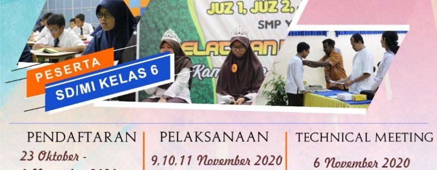 Festival Pendidikan Agama SMP Vidatra