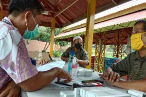 Meski KBM Daring, SMP YPVDP Konsisten Peduli Kesehatan Siswa