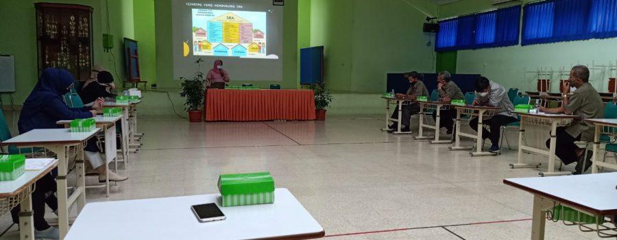 Pemantapan Pembinaan Sekolah Ramah Anak